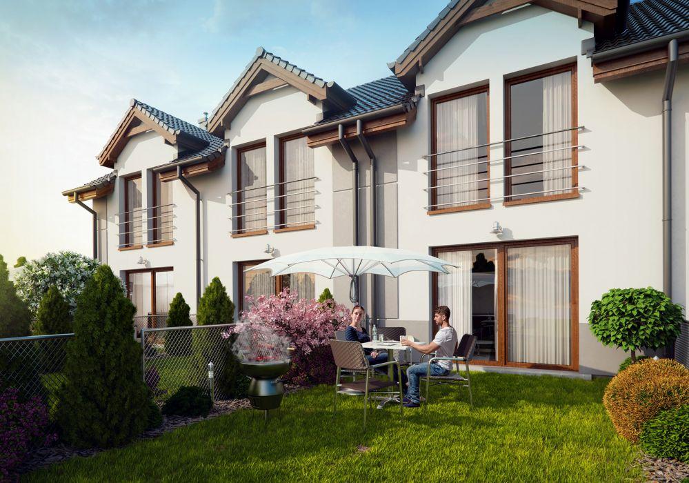 Domy na sprzedaż Bogdanowo